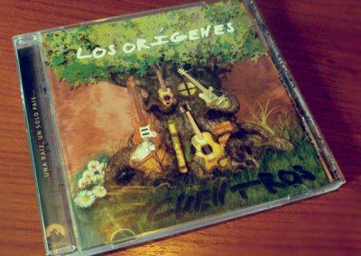 Grupo Origenes Portada y album (1)