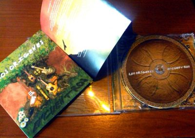 Grupo Origenes Portada y album (2)